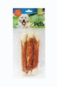 Bild på 2pets purutikku kanafilee 17 cm 3-pack 140 g