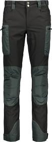 Bild på Alaska Trekking Lite -housut, musta/tummanharmaa