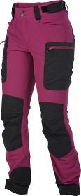 Bild på Alaska Trekking Lite -naisten ulkoiluhousut, pinkki/musta
