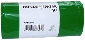 Bild på Kakkapussi Vihreä 50 kpl