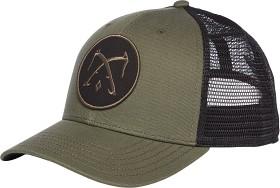 Bild på Black Diamond Trucker Hat -lippalakki, unisex, vihreä/musta