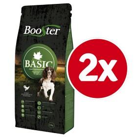 Bild på Booster Basic 15 kg koiran täysravinto x 2