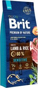 Bild på Brit Premium By Nature Sensitive Lamb 15 kg