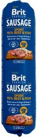 Bild på Brit Premium Sport nauta-kala -koiranmakkara 800 g
