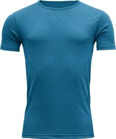 Bild på Devold Breeze Man t-paita, Blue Melange