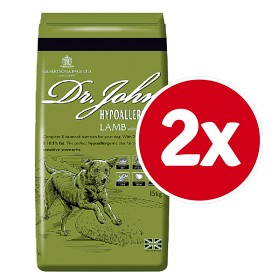 Bild på Dr. John Hypoallergenic Lamb with Rice 15 kg x 2