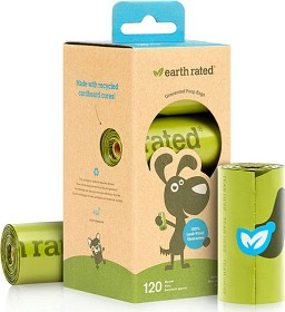 Bild på Earth Rated Täyttöpakkaus 8-pack Tuoksuton