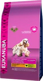 Bild på Eukanuba Adult Medium Breed Weight Control 3 kg