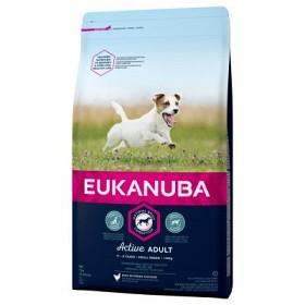 Bild på Eukanuba Adult Small Breed 3 kg