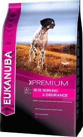 Bild på Eukanuba Adult Working & Endurance 15 kg
