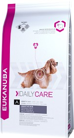 Bild på Eukanuba Daily Care Sensitive Skin 16,5 kg