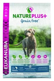 Bild på Eukanuba Dog Nature Plus+ Grain Free Pup Salmon 2,3 kg