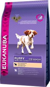 Bild på Eukanuba Puppy & Junior Lamb & Rice 18 kg
