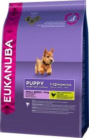 Bild på Eukanuba Puppy & Junior Small Breed 3 kg