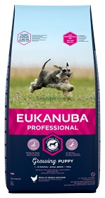 Bild på Eukanuba Dog Puppy Small 18 kg