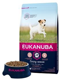 Bild på Eukanuba Dog Senior Small 3 kg