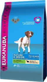 Bild på Eukanuba Mature/Senior Lamb & Rice 12 kg