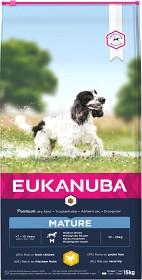Bild på Eukanuba Mature/Senior Medium Breed 15 kg