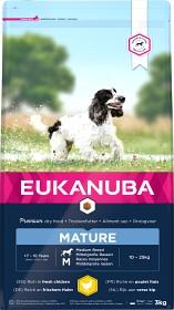 Bild på Eukanuba Mature/Senior Medium Breed 3 kg