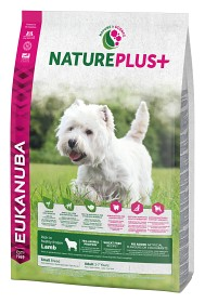 Bild på Eukanuba Nature Plus+ Adult Small Breed Lamb 2,3 kg