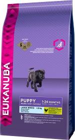 Bild på Eukanuba Puppy & Junior Large Breed 3 kg