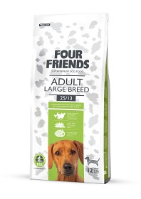 Bild på Four Friends Adult Large Breed 12 kg