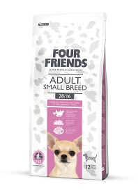 Bild på Four Friends Adult Small Breed 12 kg