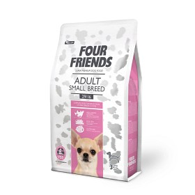 Bild på Four Friends Adult Small Breed 3 kg