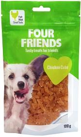 Bild på Four Friends Koiranherkku Chicken Cube 100g