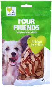 Bild på Four Friends Koiranherkku Chicken Twist Bite 100g