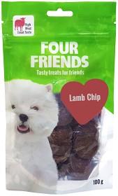 Bild på Four Friends Koiranherkku FFD Lamb Chip 100 g