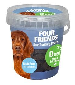 Bild på Four Friends Koiranherkku FFD Training Treats Deer 400g
