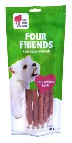 Bild på Four Friends Twisted Stick Lamb 25 cm 5 kpl