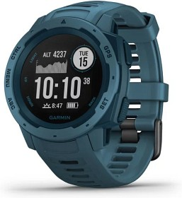 Bild på Garmin Instinct -GPS-kello, sininen