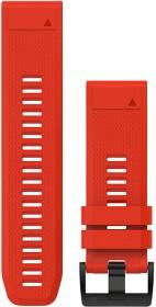 Bild på Garmin QuickFit 26 mm Armband Röd Silikon