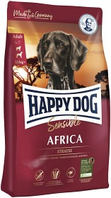 Bild på Happy Dog Sensitive Africa GrainFree 12.5 kg