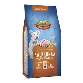 Bild på Hau-Hau Champion Kalkkuna-kaura täysravinto 10 kg