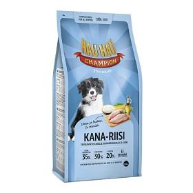 Bild på Hau-Hau Champion Kana-riisi pennuille 15 kg