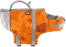 Bild på Hurtta Life Savior Pelastusliivi Orange camo 40-80kg
