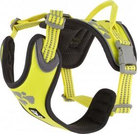 Bild på Hurtta Weekend Warrior -valjaat neonkeltainen 60-80 cm