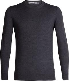 Bild på Icebreaker M's Shearer Crewe Sweater Char Hthr