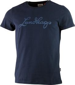 Bild på Lundhags M's Lundhags Tee Deep Blue