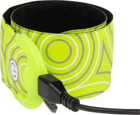 Bild på Nite Ize SlapLit Rechargeable LED Slap Wrap - Neon Yellow