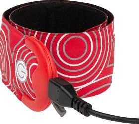 Bild på Nite Ize SlapLit Rechargeable LED Slap Wrap - Red