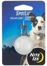 Bild på Nite Ize SpotLit Collar Light - White