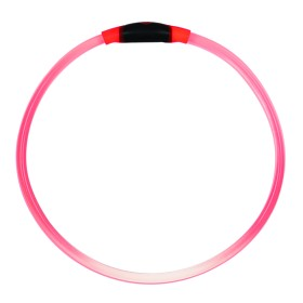 Bild på Nite Ize NiteHowl™ LED Safety Dog Necklace - Punainen