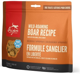 Bild på Orijen Dog Treats Wild Boar 42,5 g