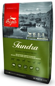 Bild på Orijen Dog Tundra 2 kg