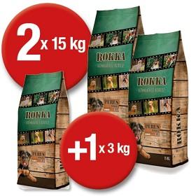 Bild på Perus Rokka 2 x 15 kg + 3 kg