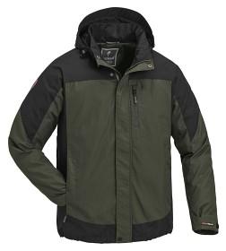 Bild på Pinewood Caribou TC Extreme -takki, vihreä/musta